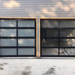 Privacy Film Before / After