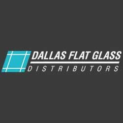 Dallas Flat Glass Distributors Logo